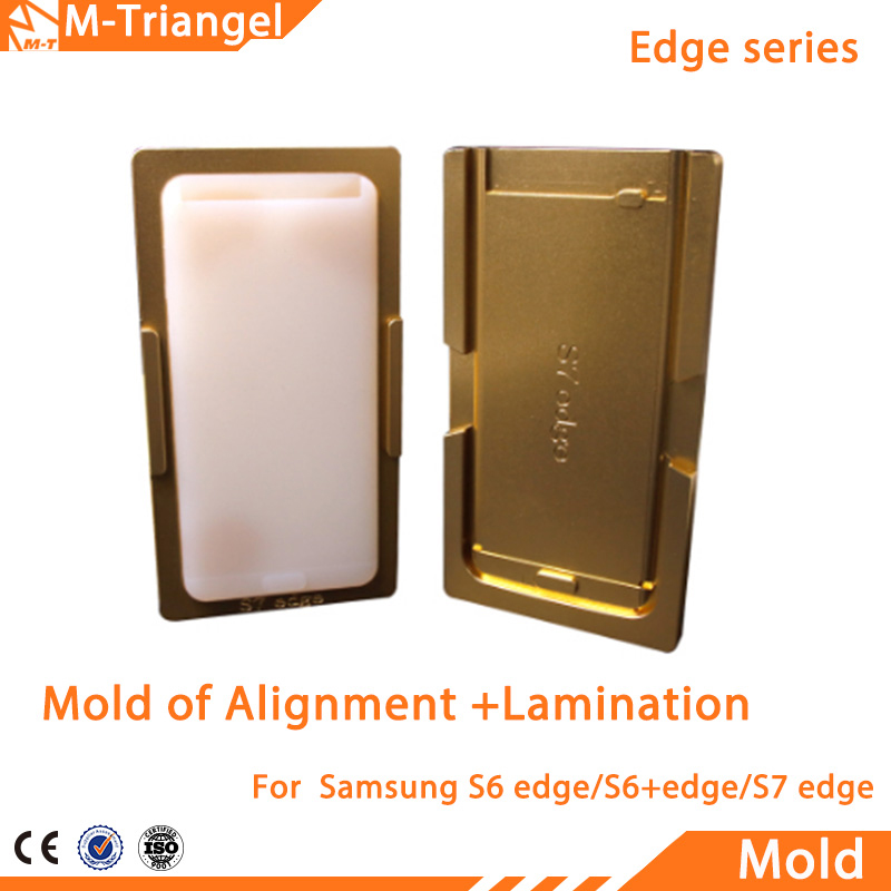 Aligning mold+laminating mold(for edge series)