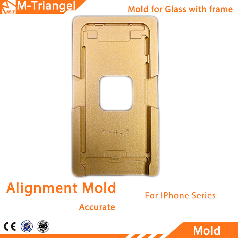 Mold for glass with frame ( for Iphone series )