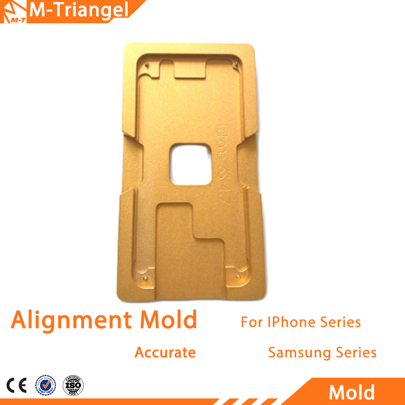 Aligning Mold ( for Iphone series , Samsung series )